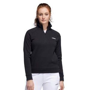 Adidas 1/4 Zip Sweatshirt - Rare!